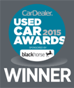 Used Car Awards 2015